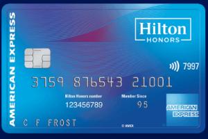 ヒルトンクレジットカード