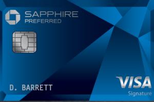 サファイアクレジットカード