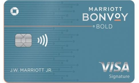 Marriott Bonvoy Bold