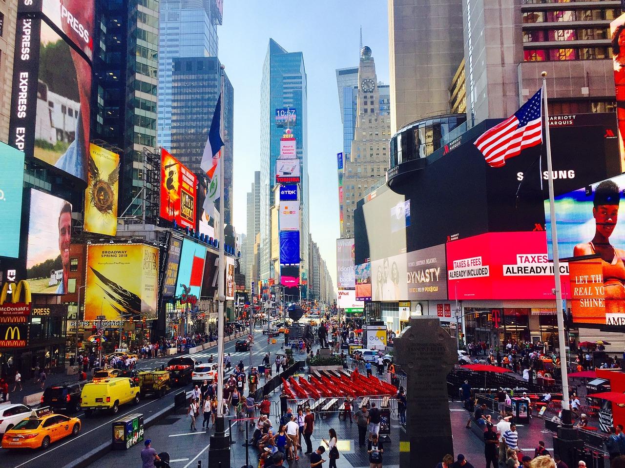 ニューヨークの街で出会った物珍しいもの   まのすけの『米国株』と ...